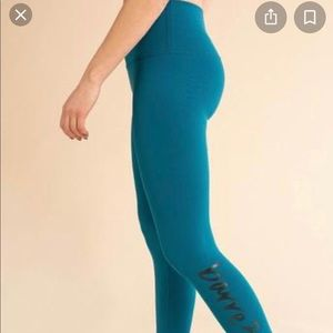 Beyond Yoga Barre3 Midi Legging High Waist XS